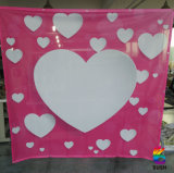 Farbenreiche Drucken-Polyester-Gewebe-Fahne (SS-FB3)
