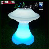 Mini altavoz portátil Bluetooth Bluetooth Altavoz con luz LED