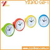 Изготовленный на заказ часы силикона хорошего качества цветастые