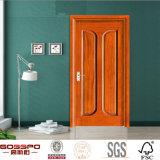 マルチパネルの木の内部ドアの合板のドアデザイン(GSP6-017)
