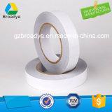 Ruban adhésif de tissu de base dissolvant acrylique bilatéral (140mic/DTS512)