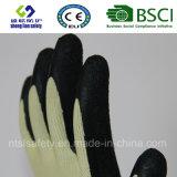 De nylon Handschoenen van het Latex van de Handschoenen van de Veiligheid van de Handschoenen van de Bescherming van de Arbeid van het Latex