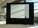 Tela do projetor tela de projeção de dobra rápida Dobragem fácil