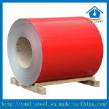 Tira de aço Prepainted e galvanizada da bobina de aço de PPGI