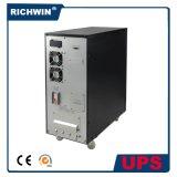 6kVA~10kVA caliente, UPS en línea de alta frecuencia con la onda de seno pura hecha salir y batería incorporada