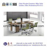 Forniture di ufficio moderne della stazione di lavoro dell'ufficio della melammina (WS-05#)