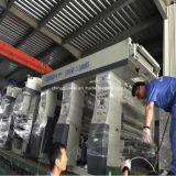 Impresora del rotograbado del control de ordenador del motor del sistema 3 del arco para la película 150m/Min