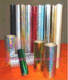 Feuille d'estampage à chaud de gros enduites d'aluminium
