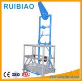 Construção da Plataforma de Trabalho eléctrico (ZLP500, ZLP630, ZLP800)