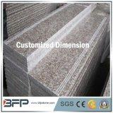De Chinese Goedkope Roze Trede van het Graniet G664n en G687 Trede van het Graniet van de Perzik de Roze