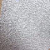 Couro PU sintético resistente à água suave para fazer o sofá Hx-F1729