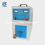 30kw de alta frecuencia portátil de la máquina de calentamiento por inducción