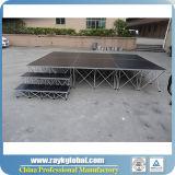 Het Draagbare Stadium die van het aluminium Stadium China vouwen