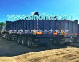 De Dumpende Aanhangwagen van uitstekende kwaliteit, de aanhangwagen van de kipwagenkipper