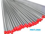 TP304 Buis van het Instrument van het Roestvrij staal van de precisie de Naadloze