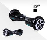 黒い良質の電気スケートボード