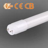 세륨을%s 가진 유백색 백색 색깔 Crep T8 LED 관 빛