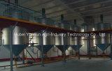 Het raffineren van Volledige Apparatuur van de Machine van de Pers van de Olie