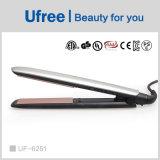 LCD de ferro plana profissional de cabelo alisador de cabelo