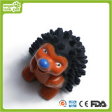 Conception d'animaux hérisson chien en vinyle Pet Toy