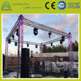 Fascio di alluminio di evento di illuminazione di festival del fascio del fascio circolare dello zipolo per attività