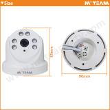 6PCS LEDのアレイ(MVT-M4320)を用いる屋内P2pのドームIPのカメラ