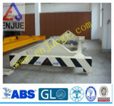 Semi Automatic Container Lifting Spreaders for Loading 20feet Container