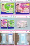 Горячая пеленка Disapoble младенца продукта младенца сбывания с напечатанной характеристикой