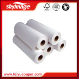 90 g/m² 1, 620mm*64pouces Valeur de l'argent un taux de transfert Papier Transfert par Sublimation