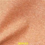 Tela suave de cuero superior de la PU imitación de zapatos, bolsos