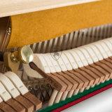Черный чистосердечный рояль 123height, грандиозный рояль, штыри рояля настраивая, рояль разделяет изготовление в Китае