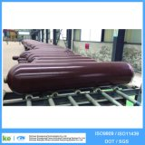 80L usine de cylindre du diamètre 20MPa CNG de l'acier CNG-1 279mm