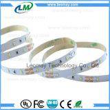 12V ahorros de energía escogen la luz de tira impermeable del color SMD3014 LED