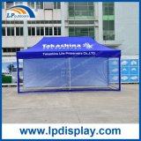 Einfacher hoher im Freienauto-Schutz knallen oben Zelt mit transparenter Wand