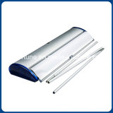 Display Product White Aluminium Roll Up Stand