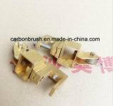 Produire un support de brosse à charbon en cuivre de qualité supérieure EG224