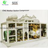 5 compressore del gas naturale del ripetitore CNG del gas delle fasi di compressione