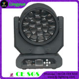Popular 19X15W Bee LED Eye Moving Head Light