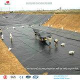 池および湖のダムのための安い価格の防水はさみ金のHDPE Geomembrane