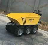Mini fournisseur du dumper By600-6, mini déchargeur de 6 roues de Chine