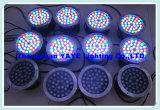 Yaye 18 IP68 RGB 18W LEIDEN OnderwaterLicht/18W de LEIDENE van de Fontein Lamp van het LEIDENE Licht van de Fontein/met Controlemechanisme DMX512