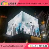 Digitas ao ar livre Comercial que anuncia o sinal do diodo emissor de luz de P4mm