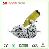 ホーム装飾および昇進のギフトのための樹脂のワインの表示ホールダー