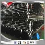 Tubo di ferro nero saldato acciaio principale del tubo d'acciaio/tubo nero per le mensole