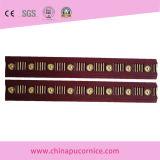 Fábrica de China del molde de la PU de la decoración interior