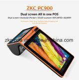 Zkc PC900 einteiliges intelligentes Terminal, Hand-PDA mit 58mm dem Thermodrucker