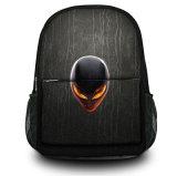 Изготовленный на заказ напечатанный способом Backpack Daypack мешка Satchel холстины для школы, Hiking, перемещая