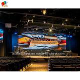 Étalage P3.91 de medias de DEL pour des émissions en direct et des événements d'étape