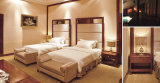 現代ホテルの家具の贅沢な寝室セット