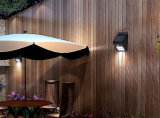 Luz solar do sensor da parede do diodo emissor de luz do jardim solar direto da fábrica